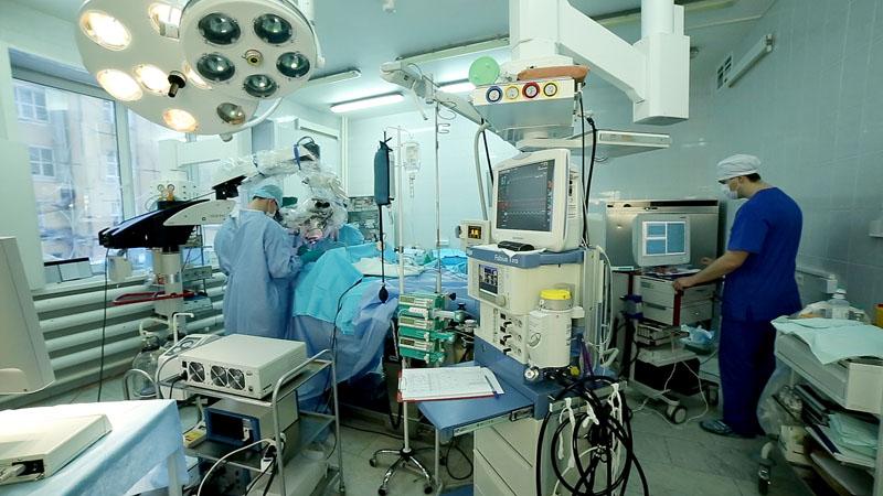 Нейрохирург медгородок